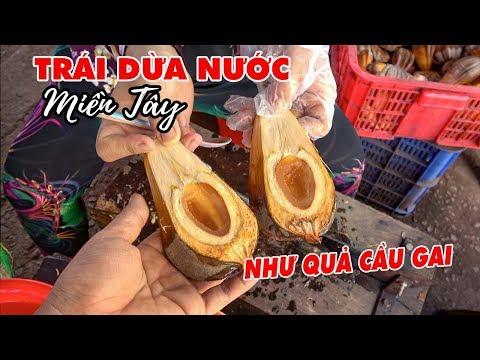 Thương lắm trái Dừa Nước miền Tây: Tưởng không ngon nhưng Ngon không tưởng! - Thời lượng: 3 phút, 29 giây.