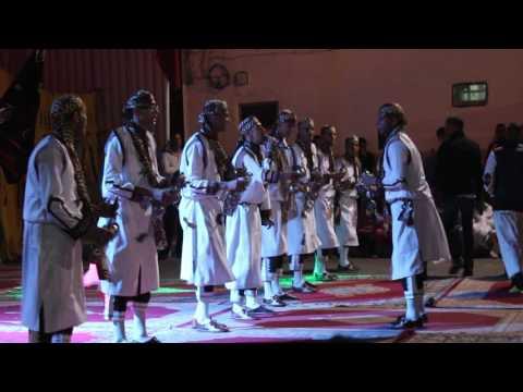 مجموعة اسمكان اولاد العبيد ـ مهرجان إزوران كناوة