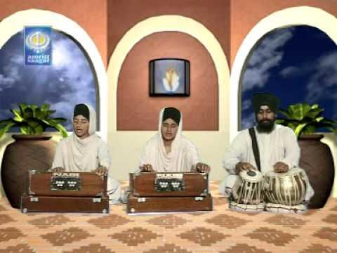 parminder kaur - Ragi - Bibi Rajwinder Kaur, Bibi Parminder Kaur Album - Mil Mere Pritama Jio Music - Joy Atul Producer - Balbir Singh Bhatia Record Label - Amrittt Saagar.