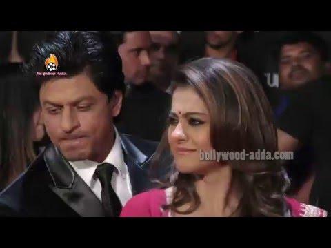 DILWALE - Shah Rukh Khan - Kajol - Stardust Award 2015