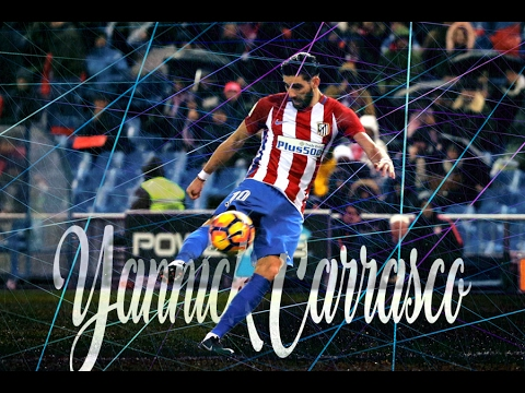 Yannick Carrasco ● Skills&Goals ● 2016/17 | HD|