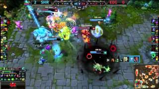 SHR Insec Epic Lee Sin Kick - Insec Just Insecing - SHR VS EDG - LoL S4 WorldsLeague of Legends LCS HighlightsLike us on Facebook : http://on.fb.me/1k7FA5oFollow us on Twitter : http://bit.ly/1pFYvk4Google+ : http://bit.ly/1rGSdDCIf you want to see more League of legends highlights, Please hit the subscribe button for more entertainment. :)Partner with Freedom! ➜ http://www.freedom.tm/via/LoLLCSHighlights07 - Be free.Get more views!➜ http://www.freedom.tm/grow - Grow with us.Become a network!➜ http://www.freedom.tm/network