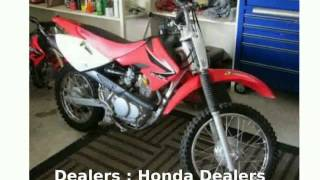 3. 2009 Honda CRF 80F - Details & Info