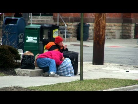 Feeding The Homeless Prank - YouTube