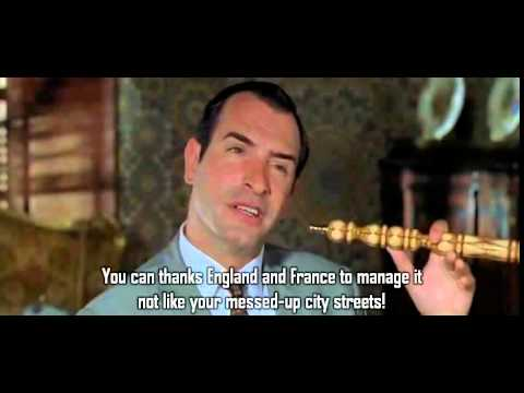 OSS 117: Cairo Nest of Spies - Unpublished cut scene.
