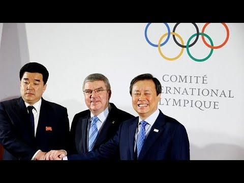 Nordkorea bei Olympia: IOC-Treffen in Lausanne