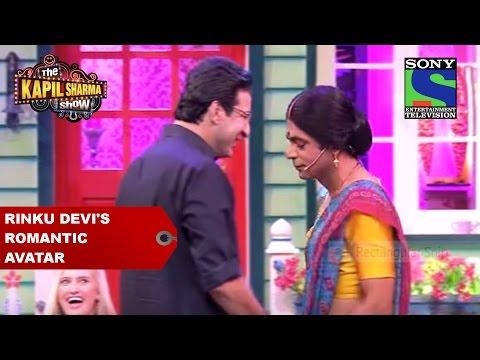 Video Rinku Devi's Romantic Avatar - The Kapil Sharma Show download in MP3, 3GP, MP4, WEBM, AVI, FLV January 2017