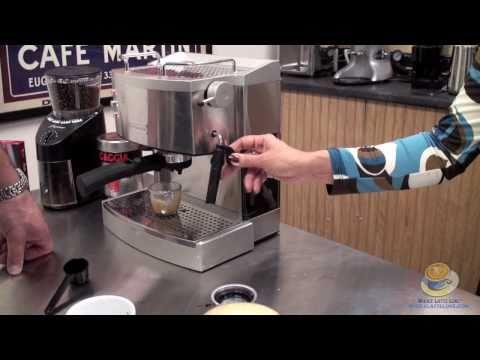 DeLonghi EC702 Semi-Automatic Espresso Machine