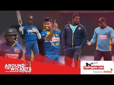 Mahela and Mathews on SLPL