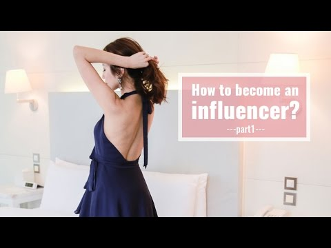How to become an Influencer?