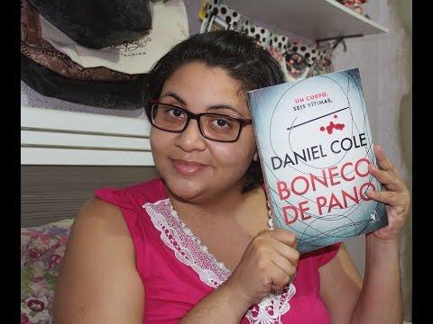Boneco de pano | Daniel Cole | Resenha | Danafortal
