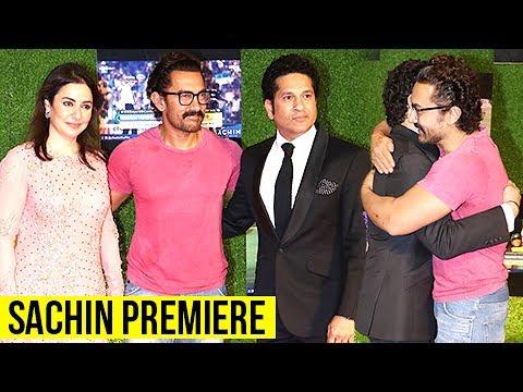 Aamir Khan's REVIEW On Sachin A Billion Dreams | G