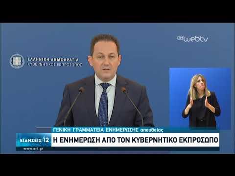 Στ. Πέτσας: Ήρθε η ώρα να ακολουθήσουν και οι γείτονες τον δρόμο που επιλέγει η Ελλάδα |11/06/20|ΕΡΤ