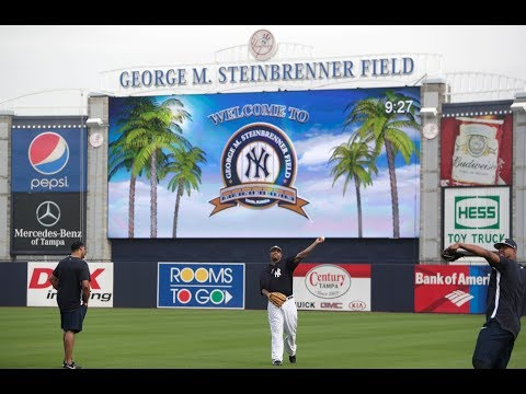 What we want to see at Yankees' 1st spring practice