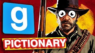 RED DEAD 2 IN GMOD   Pictionary