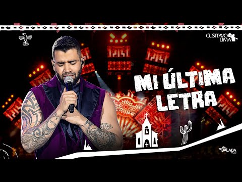 Gusttavo Lima - Mi Última Letra - DVD O Embaixador In Cariri (Ao Vivo)