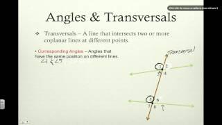 Lesson 3.1 Geometry