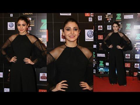Anushka Sharma At The Zee Cine Awards 2017