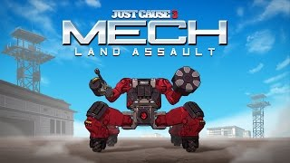 Mech Land Assault ESRB
