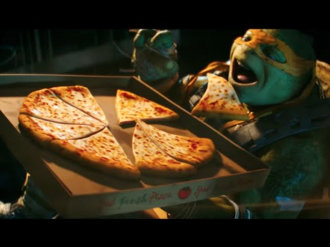 Teenage Mutant Ninja Turtles: Out of the Shadows (TV Spot 'Slice')