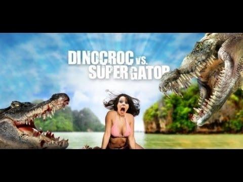 Dinocroc vs Supergator: Kill-Count
