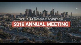 2019 LA Annual Meeting- Robert Gilbert