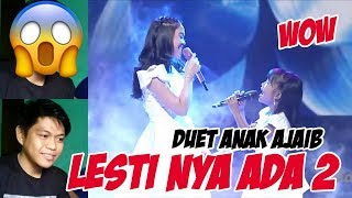 Video DUET AJAIB!!! LESTI & ZAINATUL HAYAT DA Asia 4 | Rection dari PAPUA MP3, 3GP, MP4, WEBM, AVI, FLV Januari 2019