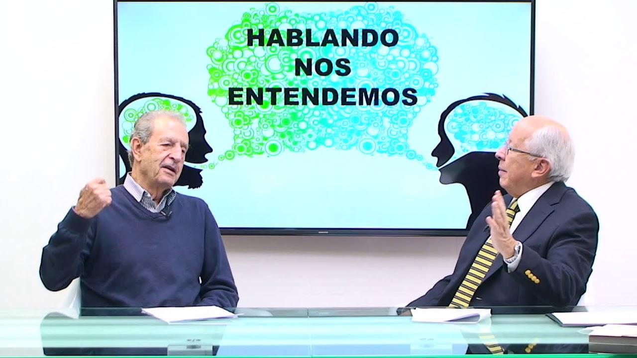 HABLANDO NOS ENTENDEMOS - INVITADO DR RODRIGO BORJA - TEMA IMPORTANCIA DEL IDIOMA EN LA FUNCIÓN