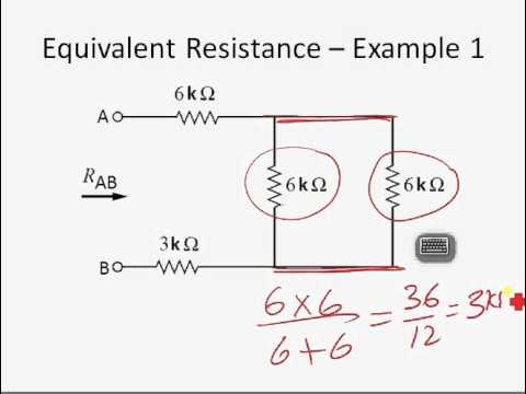 Finding Equivalent Resistance