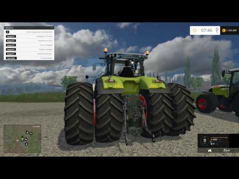 Claas Pack V1.0