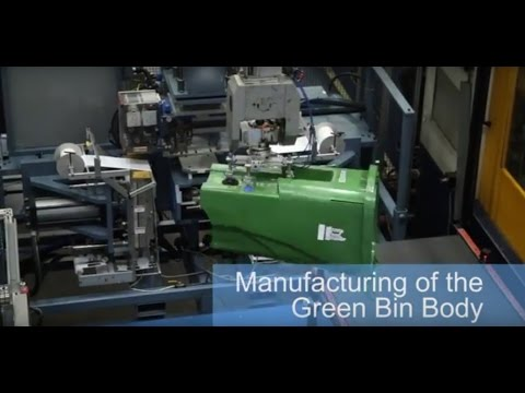 How Toronto's Green Bin is made