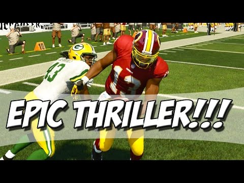 4th - Madden 25 - Madden Ultimate Team 25 - Madden 25 Gameplay - Madden 15 Rookie Team life is on the line! This game is an epic thriller! Crazy finish to this one! Enjoy! If you want a coin or...