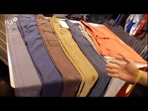Jack & Jones cool jeanswear - showroom @ Who's Next
