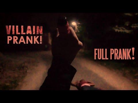 Ek Villain एक विलन Full Prank | Scary Indian Prank 2016 | भारतीय शरारत |