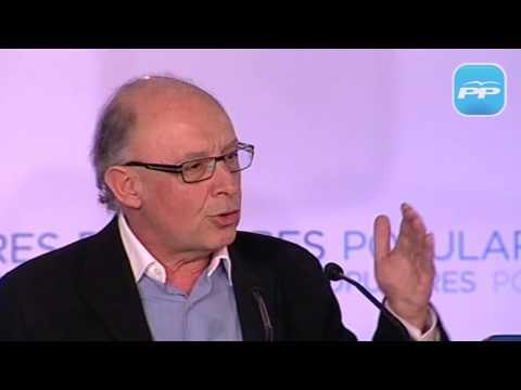 Montoro: Nos votaron en 2011 para sacar a España de la crisis y lo estamos haciendo