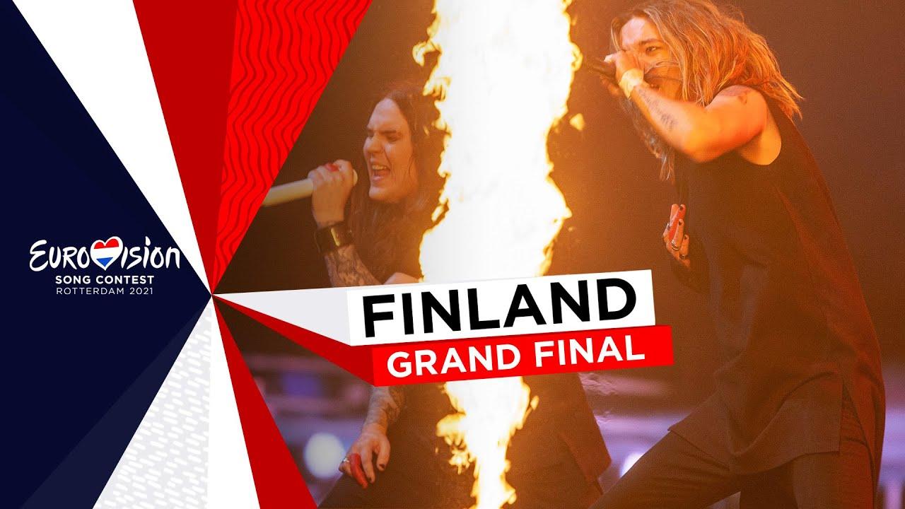 Blind Channel - Dark Side (Soome 2021)
