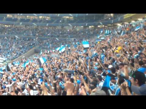 Grêmio 5x0 Inter - Venho do bairro da Azenha (09/08/2015) - Geral do Grêmio - Grêmio