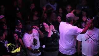 Pharoahe Monch W.A.R. Tour in Fresno at Fulton 55 by Akira Productions
