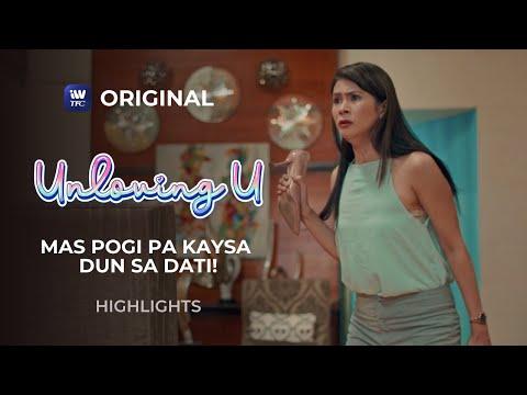 Mas pogi pa kaysa dun sa dati! | Unloving U Highlights | iWantTFC Original Series
