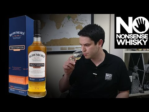 Whisky Bowmore Vault Edition - Ecosse - 70cl - 51.5%