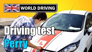 Cambourne United Kingdom  City pictures : UK driving test (Perry's test) - Driving test tips (learning to drive)