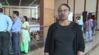 AM2017- INDIA _ interview of ANGELA LUSIGI ( UNDP )