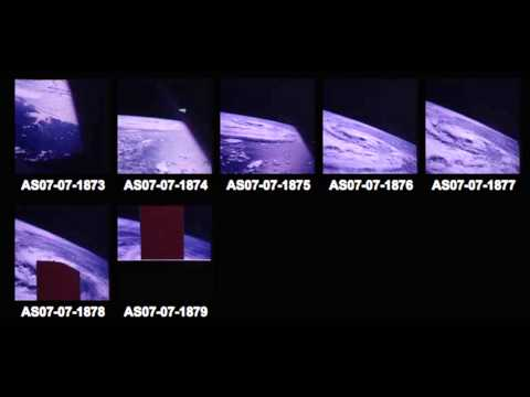 Alien Ship Seen Close Up On Apollo 7 Mission, NASA Source, Jan 2015 UFO Sighting News