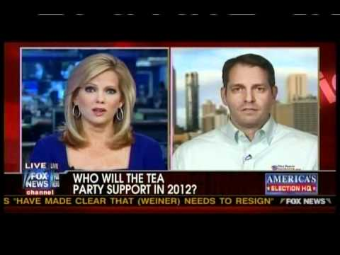Tea Party Patriot Mark Meckler on Fox News America's Election HQ – Jun. 12, 2011