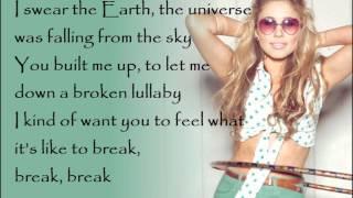 Haley Reinhart - Wasted Tears (Studio Version Lyrics)