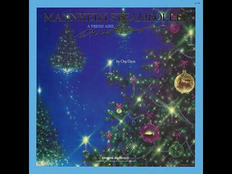Carol Of The Bells | Mannheim Steamroller 1988 A Fresh Aire Christmas | American Gramaphone LP