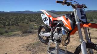 9. 2016 KTM 85 SX | Dirt Rider 85cc MX Shootout