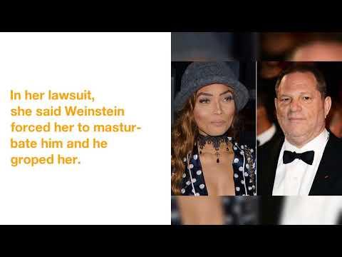 Harvey Weinstein Denies Sex Trafficking Allegations