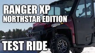 6. TEST RIDE: Polaris Ranger NorthStar Edition