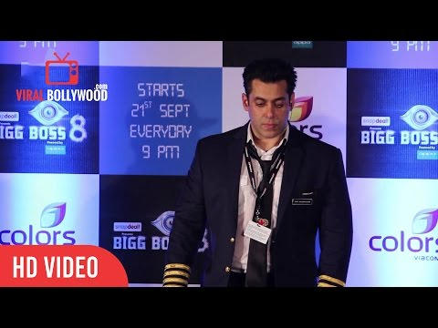 SALMAN - Salman Khan Respects Religion ( Total Silence at bigg Boss 8 Press Meet ) Camera Man : Rahim Khan Video Editor : Mahesh Jagadappa SEO : Pradeep Chauhan Website : www.viralbollywood.c...